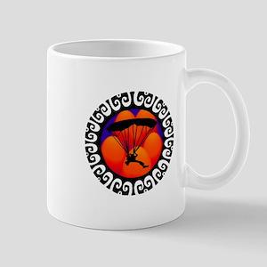 SKYDIVING Mugs