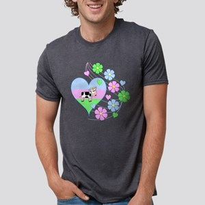 Fun Cow Heart T-Shirt