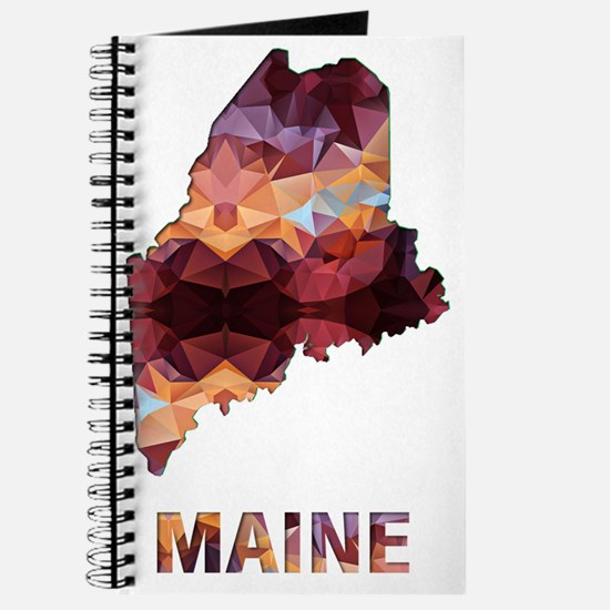 Funny Maine coon Journal