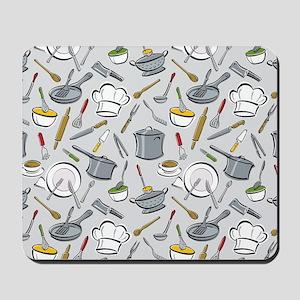 Chef's Tools Mousepad