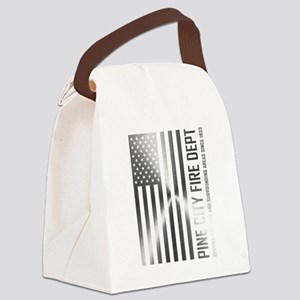 PCFD DEPT. 12 Canvas Lunch Bag