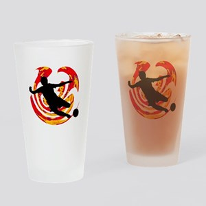GOAL Drinking Glass