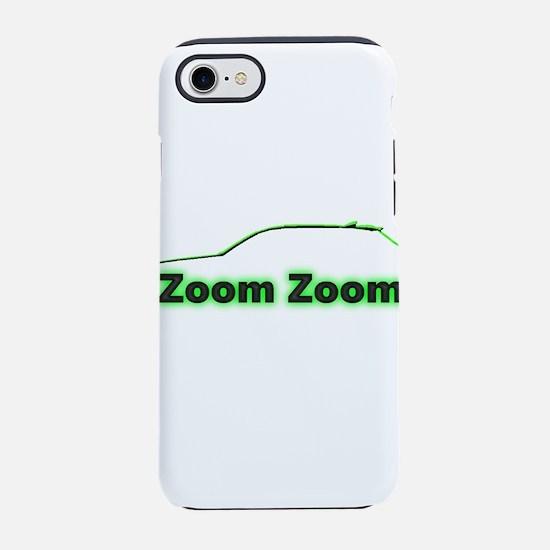 Zoom Zoom CX 9 iPhone 8/7 Tough Case