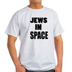 Jews in Space Light T-Shirt