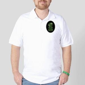 NZ Maori Tiki Golf Shirt