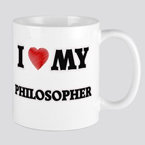 I love my Philosopher Mugs