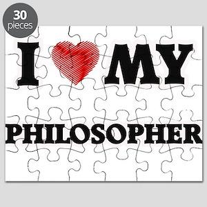 I love my Philosopher Puzzle