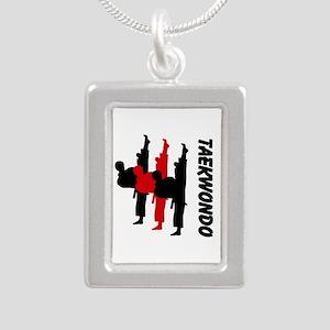 Taekwondo Necklaces