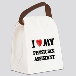 I love my Physician Assistant Canvas Lunch Bag