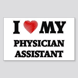 I love my Physician Assistant Sticker