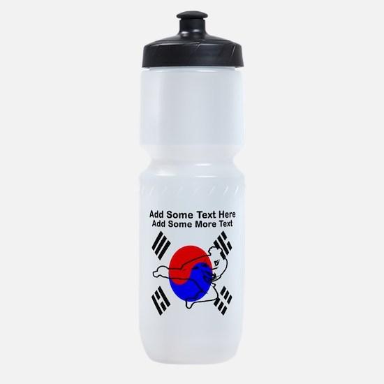 Taekwondo Sports Bottle