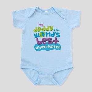 Video Editor Gifts for Kids Infant Bodysuit