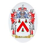 Toffanelli Oval Ornament