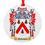 Toffaloni Round Ornament