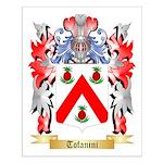 Tofanini Small Poster