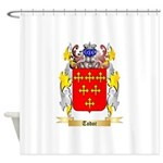 Todor Shower Curtain