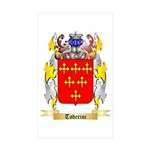Toderini Sticker (Rectangle 50 pk)