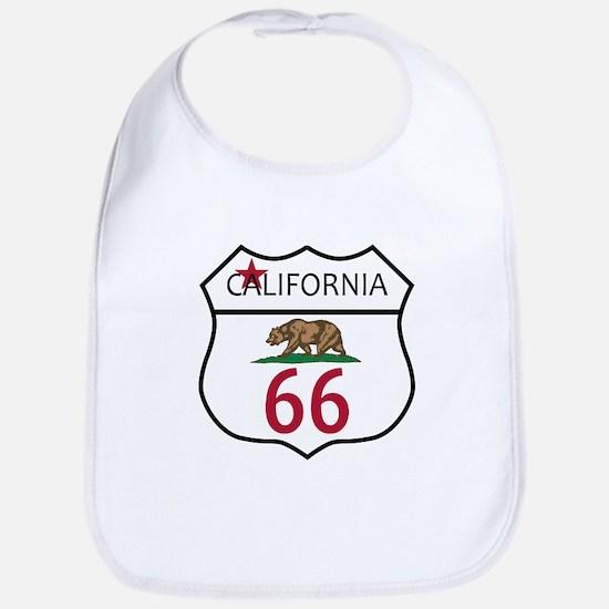 Route 66 California Bib