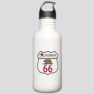 Route 66 California Stainless Water Bottle 1.0L