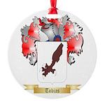 Tobias Round Ornament