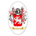 Toal Sticker (Oval 50 pk)