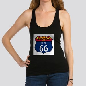 Route 66 Arizona Racerback Tank Top