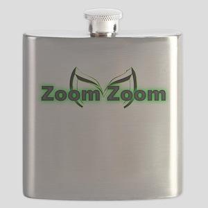 Zoom Zoom Flask