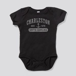 Charleston baby clothes accessories cafepress charleston south carolina baby bodysuit negle Gallery