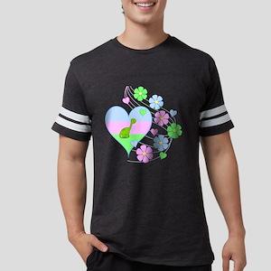Fun Dinosaur Heart T-Shirt
