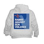 rabbis against gun violence Hoodie