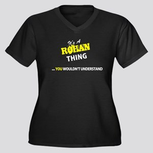 ROHAN thing, you wouldn't unders Plus Size T-Shirt
