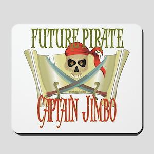 Captain Jimbo Mousepad
