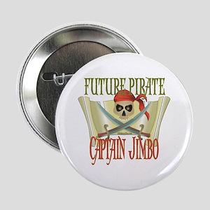 """Captain Jimbo 2.25"""" Button"""