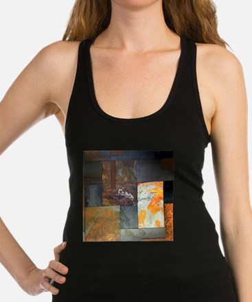 contemporary rusted metal steampunk Tank Top