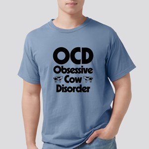 OCD Obsessive Cow Disorder T-Shirt