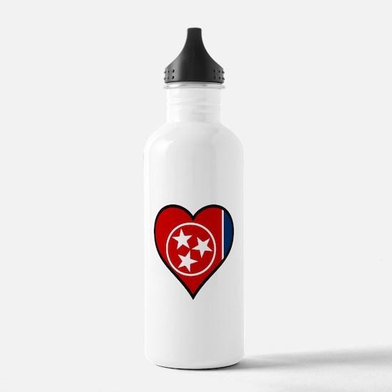 Love South Dakota Water Bottle