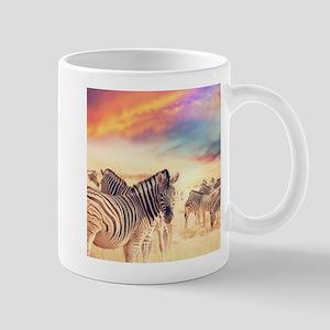 Beautiful Zebras Mugs
