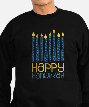 Happy Hanukkah Jumper Sweater