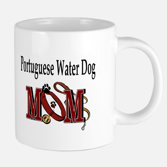 Portuguese Water Dog Mugs