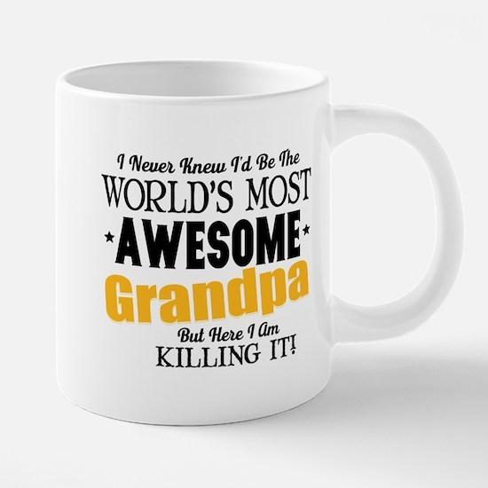 Awesome Grandpa Mugs