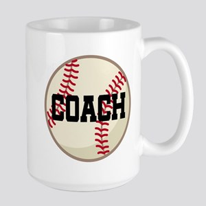 Baseball Coach Gift Mugs