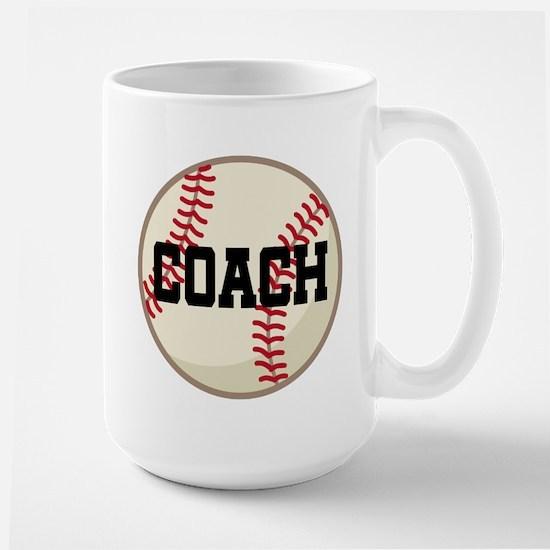 Baseball Coach Gift Mugs