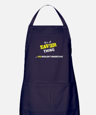 ZAVIER thing, you wouldn't understand Apron (dark)