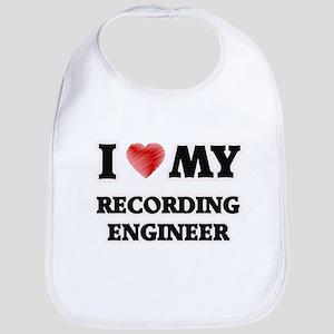 I love my Recording Engineer Bib