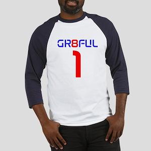 GR8FUL 1 Baseball Jersey