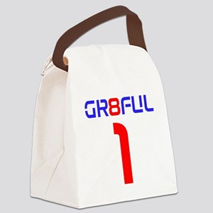 GR8FUL 1 Canvas Lunch Bag