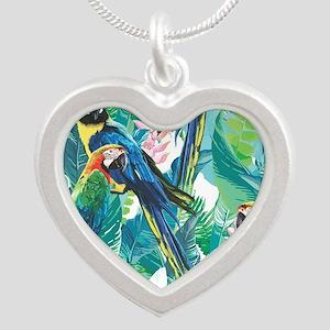 Colorful Parrots Necklaces