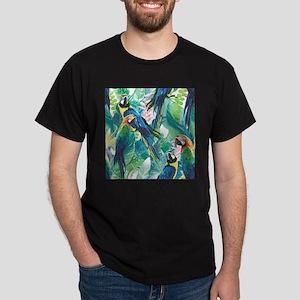 Colorful Parrots T-Shirt