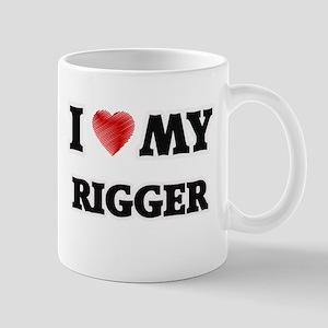 I love my Rigger Mugs