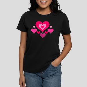 Many Hearts T-Shirt